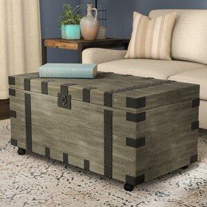 Hillside Coffee Table Trunk