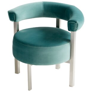 Opal Throne Barrel Chair by Cyan Design