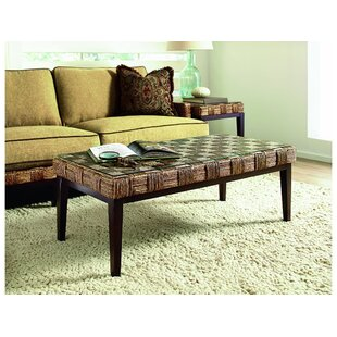 Abaca Island 2 Piece Coffee Table Set