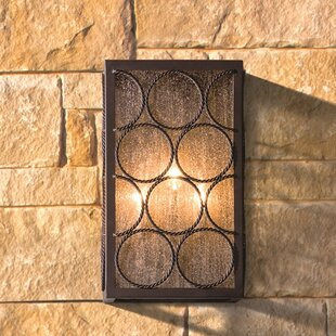 Find the perfect Colley 3-Light Outdoor Flush Mount By Fleur De Lis Living