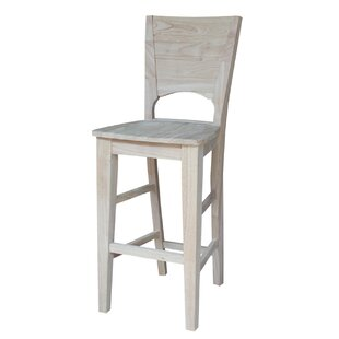 Laurier 30 Bar Stool by August Grove Read Reviews