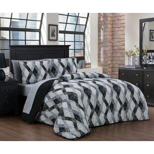 Elland 8 Piece Comforter Set