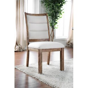 Robyn Upholstered Dining Chair (Set Of 2) Wonderful