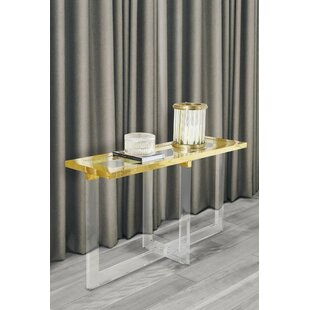 Pasargad Vicenza Console Table