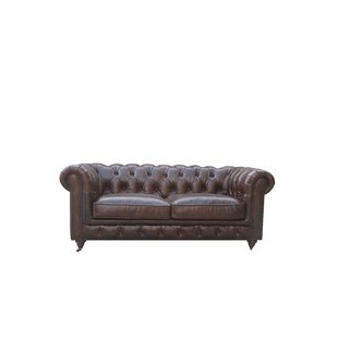 Mardell Chesterfield Sofa by Everly Quinn
