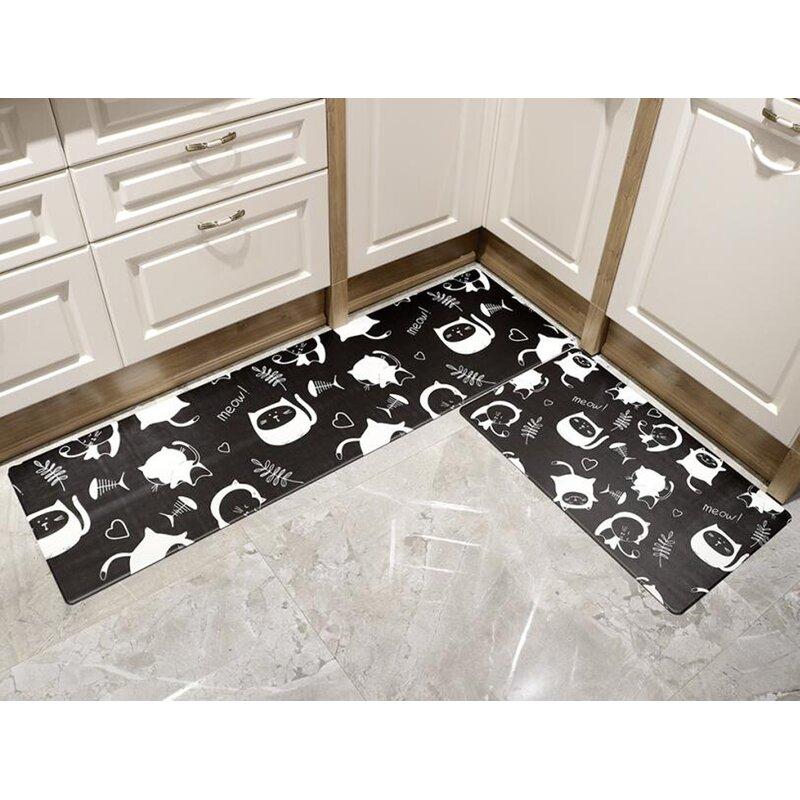 isabelle & max™ anti fatigue kitchen rug 2 pieces set