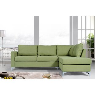 Green Sectional Sofas Youll Love Wayfair