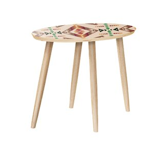 Shopping for Upper Vobster End Table by Bungalow Rose
