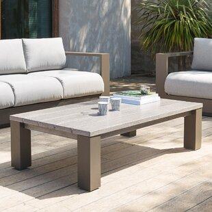 Faiz Tonka Coffee Table By Sol 72 Outdoor