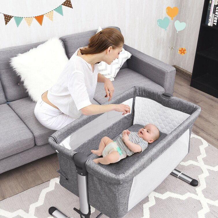 Topcraft Baby Bed Travel Binet