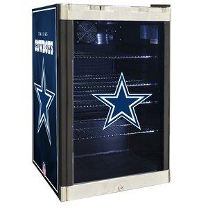 NFL 4.59 cu. ft. Beverage center