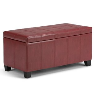 Attirant Red Ottomans U0026 Poufs Youu0027ll Love | Wayfair