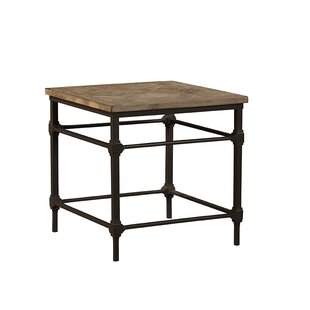 Coldiron End Table by Furn..
