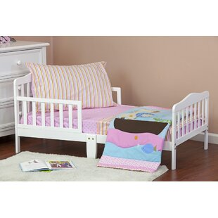 Sea Friends 4 Piece Toddler Bedding Set