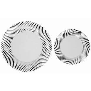 Swirl Heavy Duty Premium Dinnerware