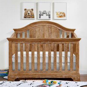 Alger 4-in-1 Convertible Crib