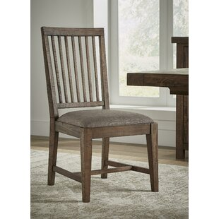 Orosco Solid Wood Dining Chair Williston Forge