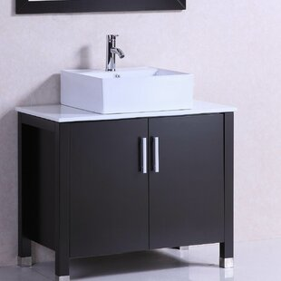 Mcglothlin Modern Freestanding 36 Single Bathroom Vanity Set by Orren Ellis