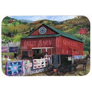 The Quilt Barn Kitchen/Bath Mat