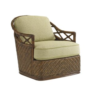 Bali Hai Swivel Armchair by Tommy Bahama Home