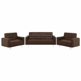 Finnegan 3 Piece Reclining Sofa Set By Wade Logan