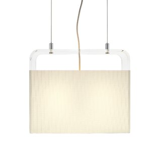 Pablo Designs Tube Top 2-Light Pendant