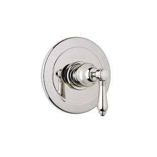 Rohl Pressure Balance Trim Without Diverter in Polished Chrome
