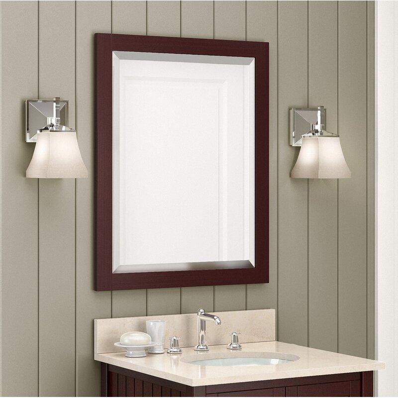 Brixham Hanging Bathroom Vanity Mirror