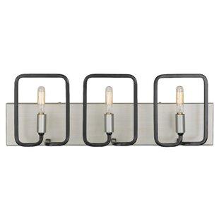 Varaluz Rectangulo 3-Light Vanity Light