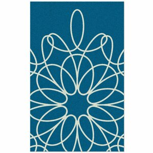 ribbon handtufted turquoise area rug - Turquoise Area Rug