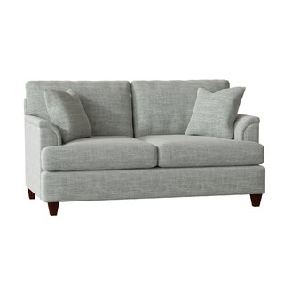 Angie Loveseat by Wayfair Custom Upholstery๏ฟฝ SKU:CB883814 Check Price