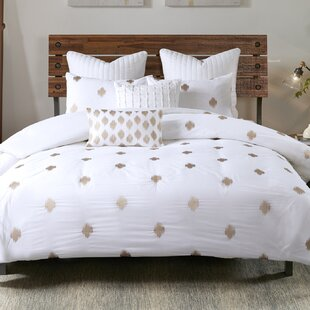 Bergin 3 Piece Duvet Cover Set