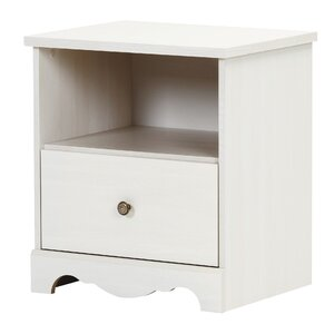Caravell 1 Drawer Nightstand