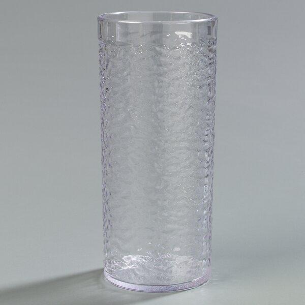 Carlisle Food Service Products Pebble Optic 20 Oz Plastic Every Day Glass Wayfair