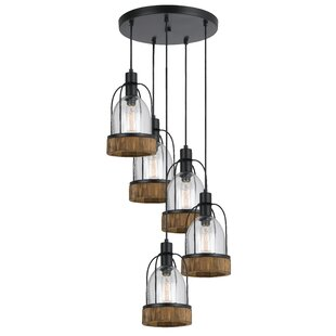17 Stories Elettra 5-Light Pendant