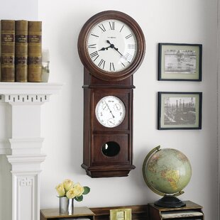 Chiming Key - Wound Lawyer II Wall Clock by Howard Miller?