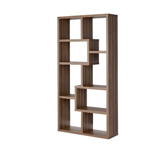 Flavius Geometric Bookcase by Corrigan Studio