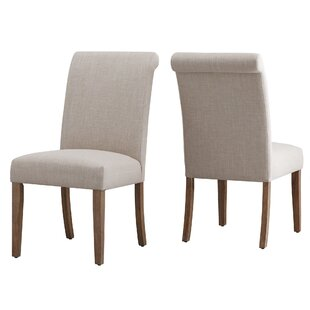 Tenorio Side Chair (Set of 2) Charlton Home