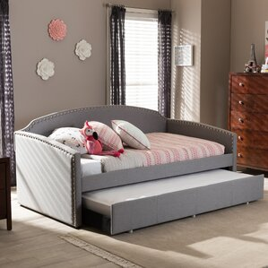 Alcantar Daybed with Trundle by Latitude Run