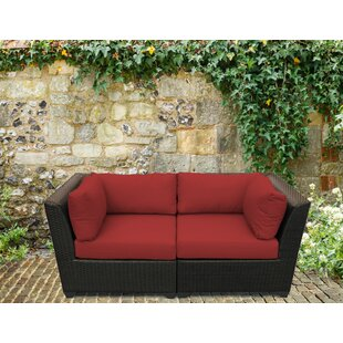 Medley Loveseat with Cushions