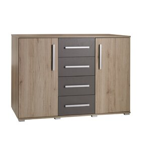 Byars 4 Drawer Combi Chest By Brayden Studio