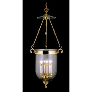 Redcar 6-Light Urn Pendant by Darby Home Co