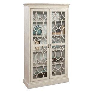 Glass Door Bookcase Wayfair