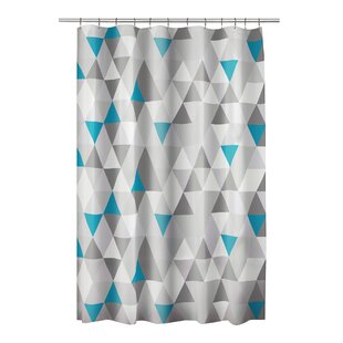 Vertex PEVA Shower Curtain By Maytex