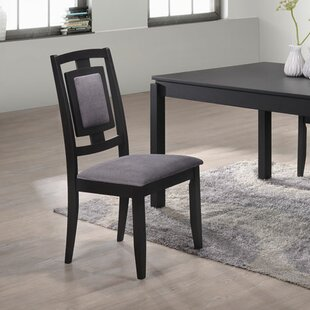 Bottomley Upholstered Dining Chair (Set of 2)