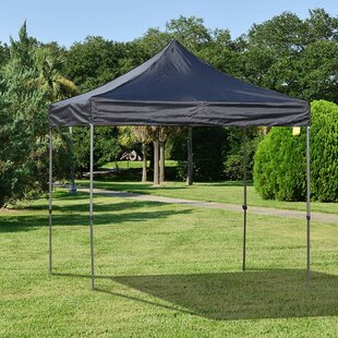 Review Milanna 2.9m X 2.9m Metal Canopy