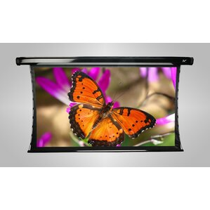 CineTension2 White Electric Projection Screen