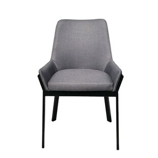 Reviews Malakai Upholstered Dining Chair (Set of 2) by Ivy Bronx Reviews (2019) & Buyer's Guide