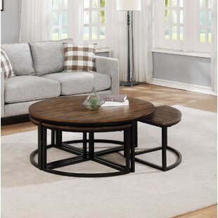 Hensley 5 Piece Coffee Table Set