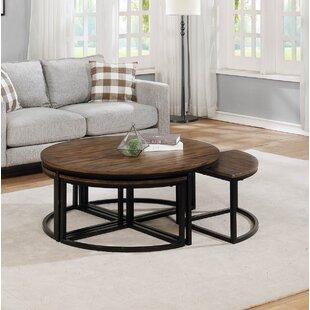 Hensley 5 Piece Coffee Table Set